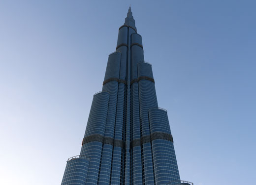 دبي: أبرز 5 أيقونات سياحية