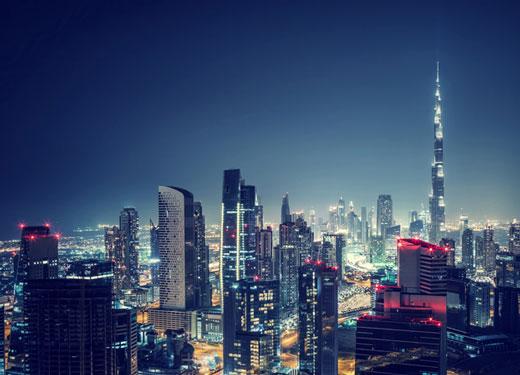 استفادة دبي من مبادرة استثمار أجنبي جديدة