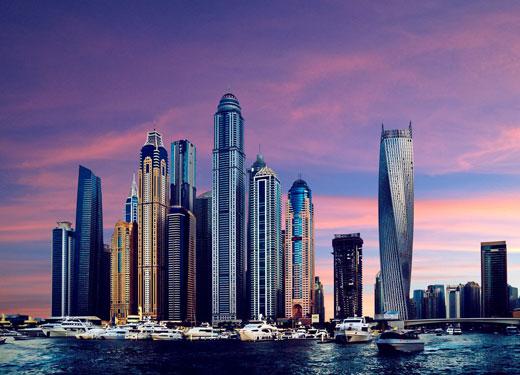 دبي على الطريق الصحيح لتصبح قوة اقتصادية عالمية