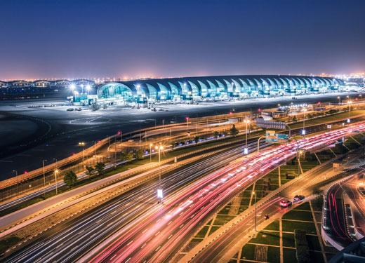 حركة المسافرين خلال سبتمبر تضع مطار دبي على الطريق نحو تسجيل عام قياسي آخر