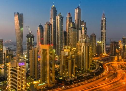 دبي تحتفظ بتصنيفها كرابع أكثر وجهة سفر على مستوى العالم