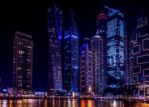 الاستثمارات العقارية في دبي تتجاوز 19 مليار درهم خلال أول ثمانية أشهر من عام 2018