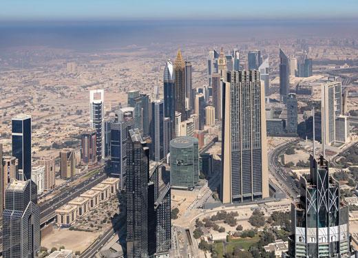 الاستثمار الأجنبي المباشر في دبي يرتفع 26 بالمائة خلال النصف الأول من عام 2018