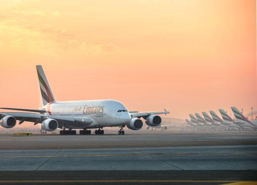 """مطار دبي الدولي أحد """"المطارات الأفضل ربطًا"""" على مستوى العالم"""