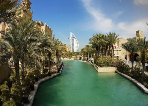 دبي على المسار الصحيح للأداء السياحي في عام 2017