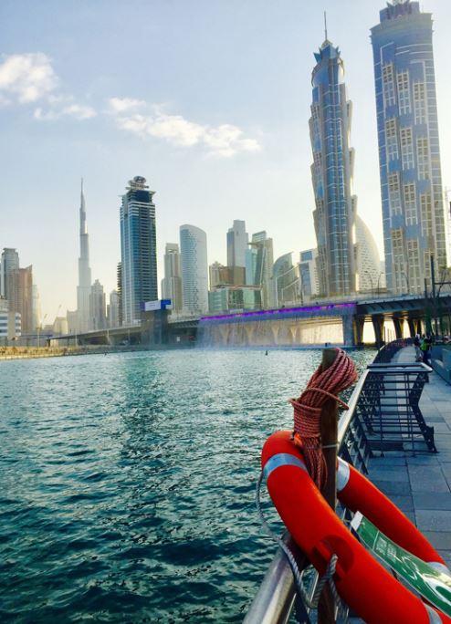 دبي تتجهز لتخطي لندن كثالث أكثر المدن زيارة في العالم