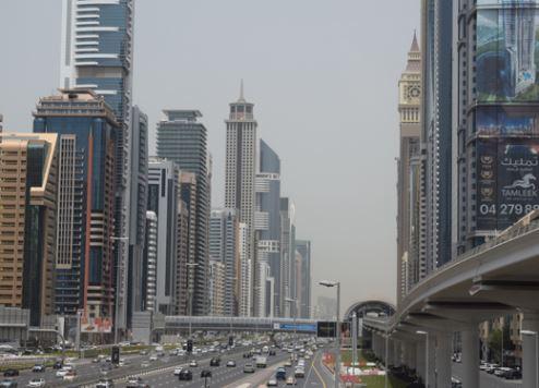 دبي الوجهة الرائدة للأعمال والترفيه والسياحة العالمية