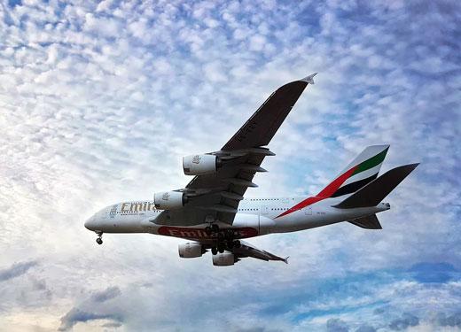 مطار دبي الدولي يسجّل ثاني أكثر شهر ازدحامًا في تاريخه