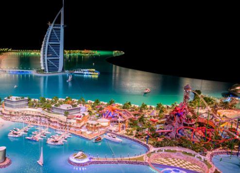 زيادة الإنفاق على المشاريع الكبرى في قطاع السفر والسياحة الإماراتي ليصل إلى 14 مليار دولار أمريكي