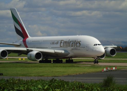 Emirates boosts services to Cairo, flies A380 to Colombo
