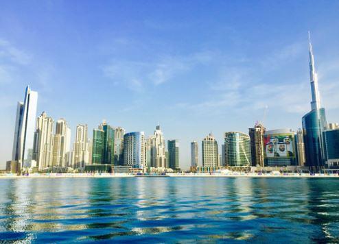 الخليج التجاري يفوز بلقب أحد أرقى الأحياء على مستوى العالم