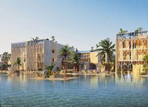 فينيسيا تلتقي دبي في خطط سياحية جديدة