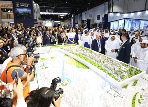 المستثمرون العالميون في عين دبي