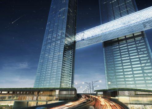 المشروعات العقارية البارزة الجديدة في دبي شارفت على الانتهاء