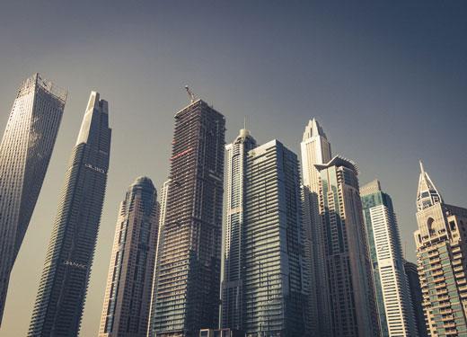 الصفقات العقارية في دبي تتجاوز 4.6 مليار دولار خلال شهر مايو