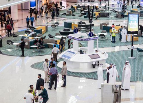 حركة المسافرين في دبي وورلد سنترال تُسجِّل نموًا بنسبة 35 بالمائة خلال النصف الأول من عام 2017