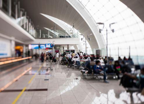 حركة المسافرين الدوليين في دبي تسجل رقمًا قياسيًا بلغ 8 ملايين مسافر خلال يوليو