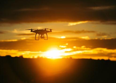 دبي تطلق تكنولوجيا جديدة للطائرات بدون طيار لمسح المشاريع العقارية
