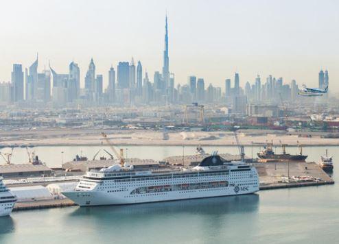 دبي تحتفل بموسمها البحري الأكبر