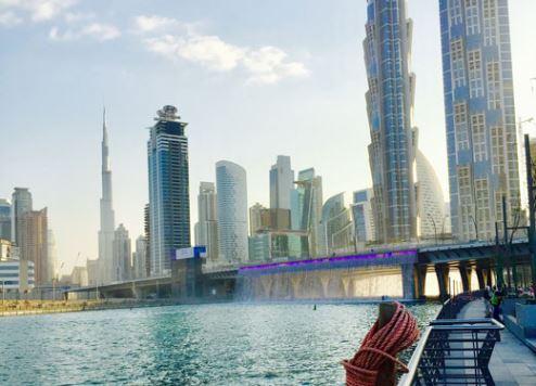 دبي: مدينة المعالم السياحية الجاذبة