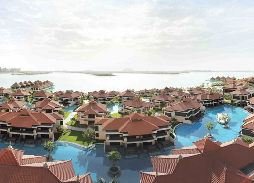 دبي تقود الشرق الأوسط  في نمو القطاع الفندقي