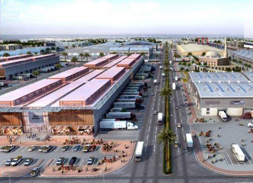 دبي تطلق مدينة مخصصة للأغذية