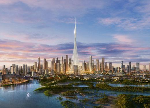 دبي إلى عام 2020 ومابعدها