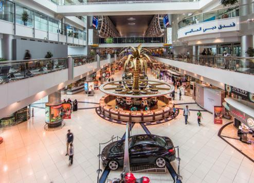 حركة المسافرين بمطار دبي الدولي تُسجِّل 43 مليون مسافر خلال النصف الأول من عام 2017