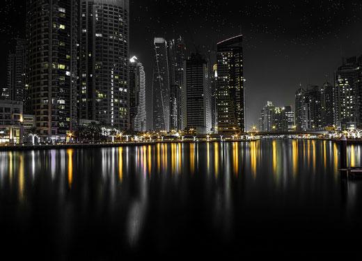 سوق العقارات في دبي مغناطيس المستثمرين الدوليين
