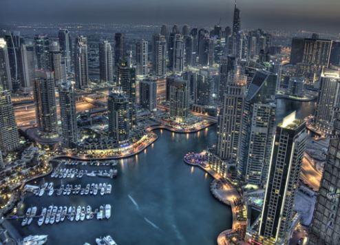 57.3 مليار دولار أمريكي حصاد عقارات دبي في 2017