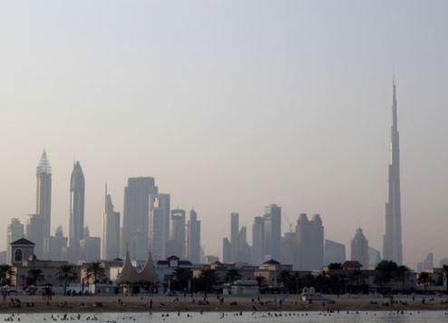 دبي نموذج الشرق الأوسط في التطوير العقاري