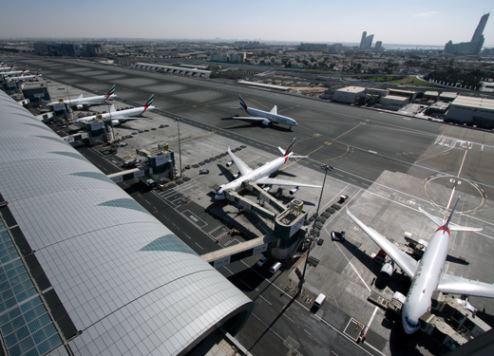 مطار دبي الدولي يسجل نموًا في عدد المسافرين بنسبة 9.2 بالمائة خلال أبريل