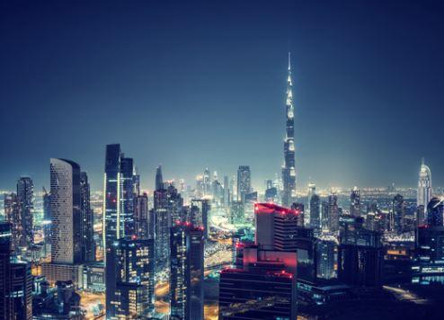 Downtown Dubai.