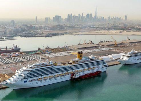 مستقبل الرحلات البحرية في دبي