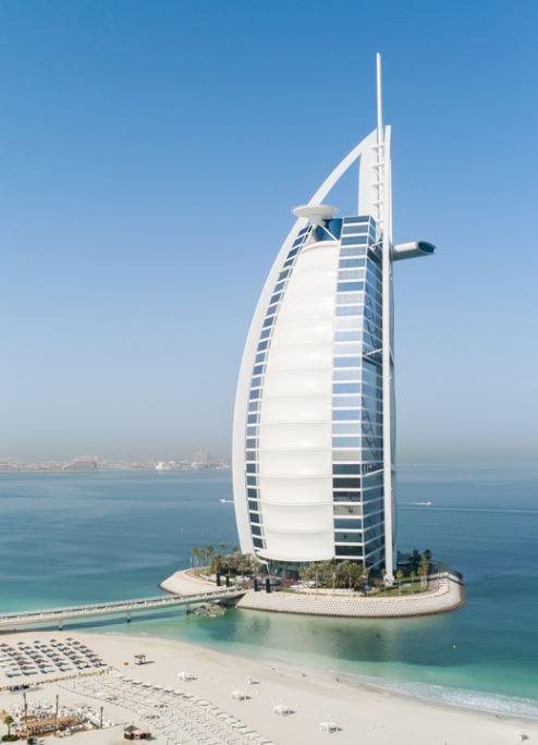 الزائرون القادمون من الصين وروسيا يعززون أداء فنادق دبي خلال الربع الأول