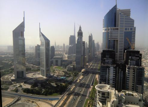 دبي تستقطب استثمارات أجنبية بقيمة 10 مليارات دولار تقريبًا في 2016