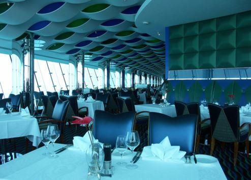 دبي تخطط لإطلاق نظام تصنيف النجوم للمطاعم
