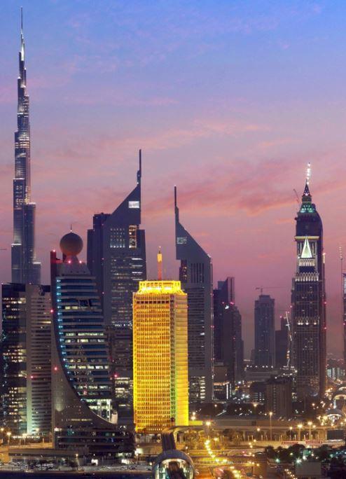 مركز دبي التجاري العالمي يحقق رقمًا قياسيًا جديدًا في استضافة الوفود عام 2016