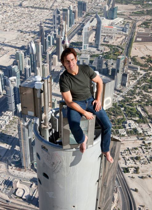 دبي: مركز المغامرات