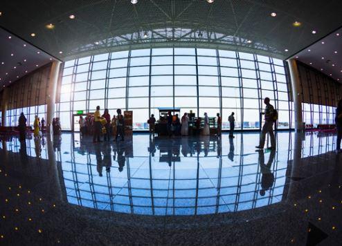 حركة المسافرين عبر مطار دبي وورلد سنترال في طريقها لتجاوز حاجز المليون مسافر في 2017