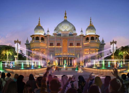 دبي باركس آند ريزورتس تُطلق أكبر الوجهات لإقامة الفعاليات بالمنطقة