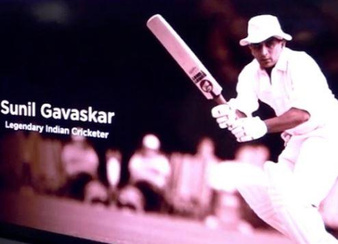 أسئلة وأجوبة: سونيل جافاسكار، أسطورة الكريكيت الهندي وسفير شركة The First Group