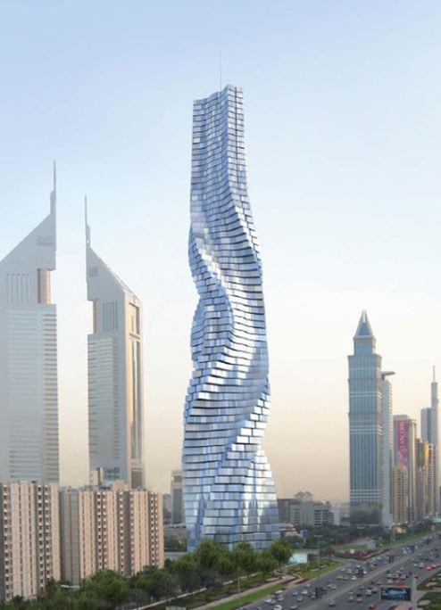 Dynamic Tower.