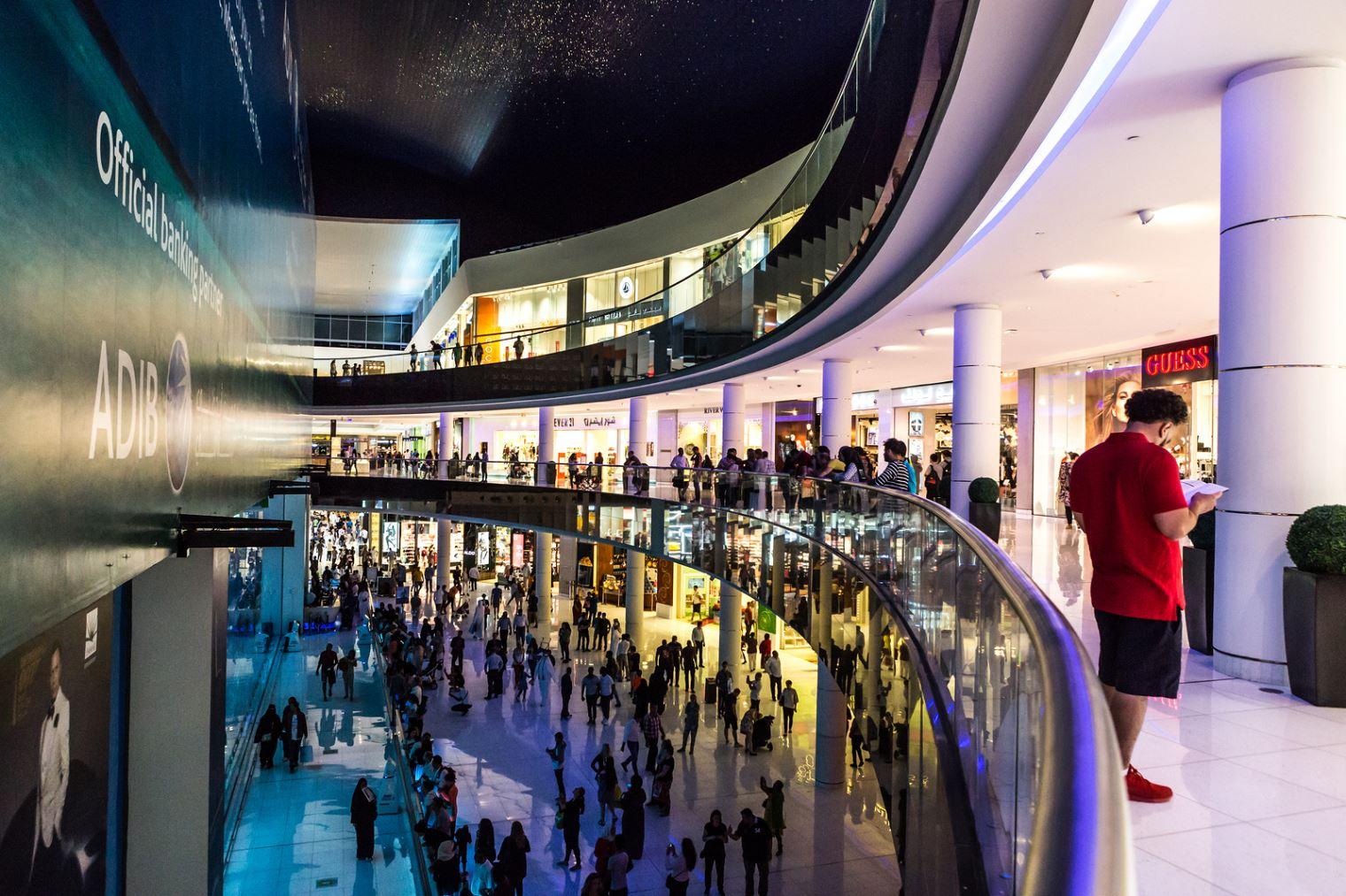 دبي ثانية مدن العالم في انتشار العلامات الفاخرة