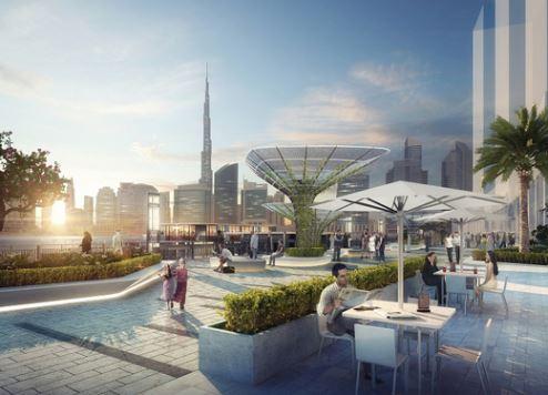 Marasi Business Bay Promenade