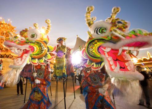 The China presentation at Dubai Shopping Festival