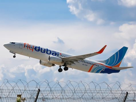 فلاي دبي تطلق خدماتها بمركز الطيران الضخم الجديد بالمدينة