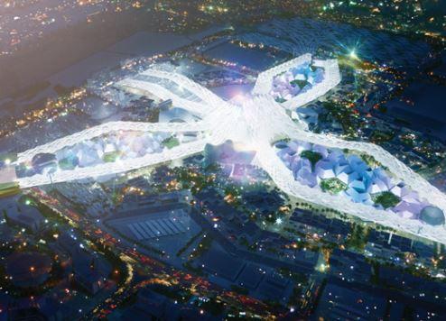 معرض إكسبو 2020 في دبي يدعم إجمالي الناتج المحلي الإماراتي بنسبة 5٪