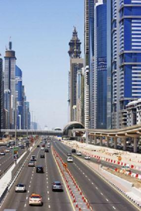دبي من بين أكثر المدن الناشئة عولمة