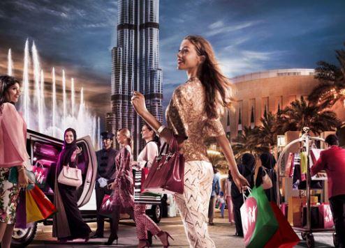 دبي تستضيف 200 من النيجيريين خلال مهرجان دبي للتسوق 2016